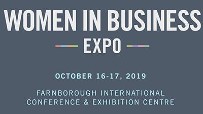 Women in business expo logo